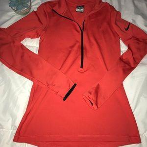 Nike Quarter Zip Jacket